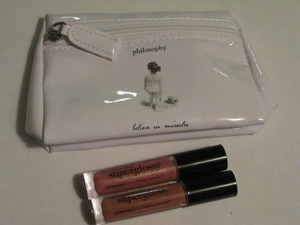 Philosophy supernatural superglossy gloss set