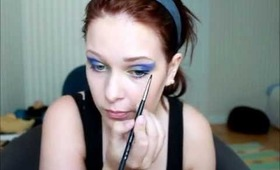 Anna Abreu ♥ Just a pretty face? CD-Cover Makeup