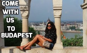 Travel Vlog: Come with us to Budapest || Snigdha Reddy