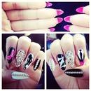 zendaya's nails