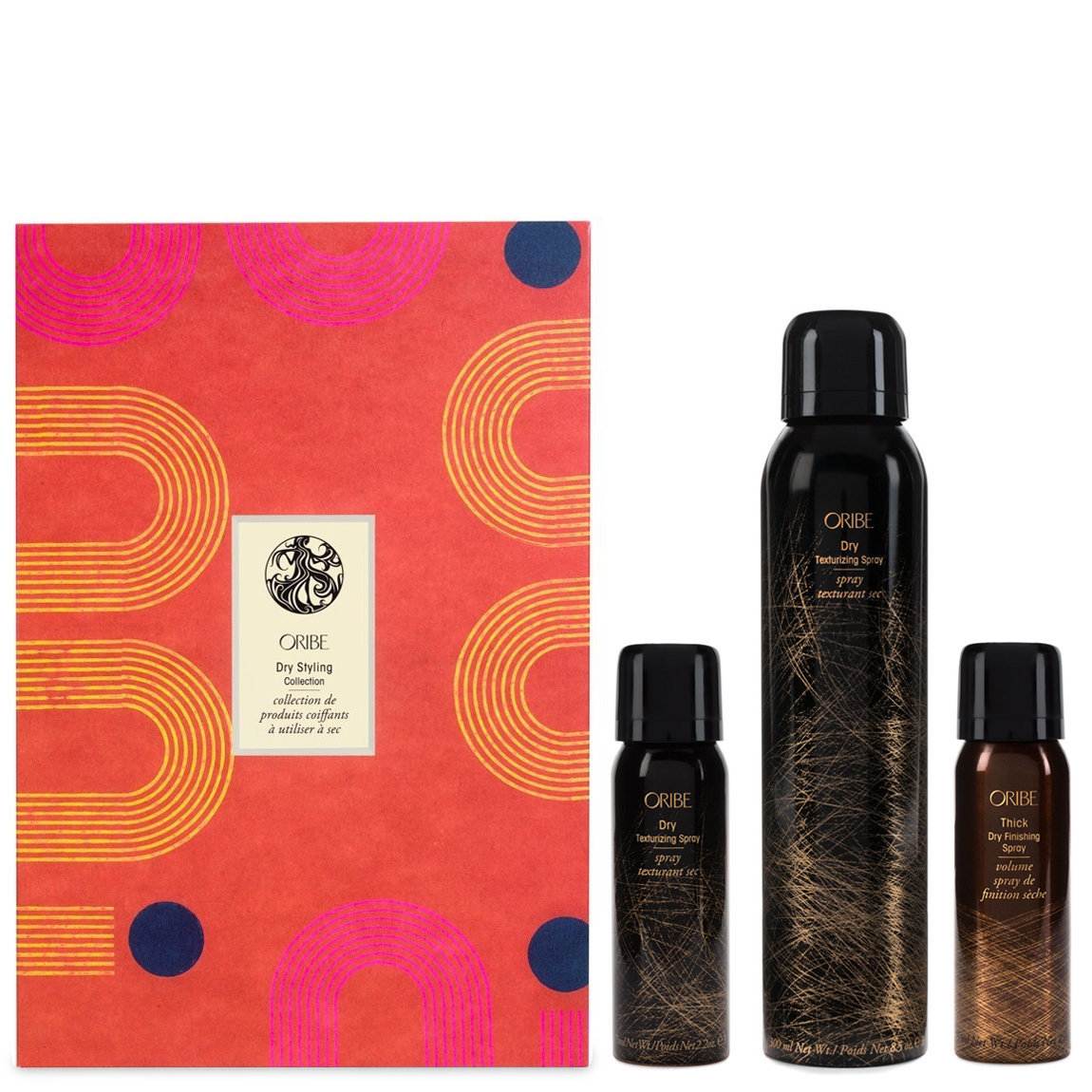 Oribe Dry Styling Collection product swatch.