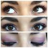 Purple eyes 💜