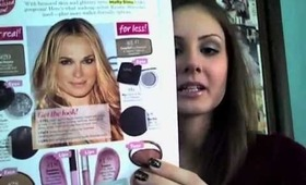 Holiday Look Tutorial! Molly Sims Inspired