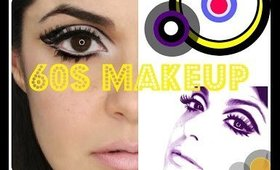 Sixties Basic Makeup Tutorial