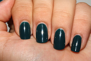 H&M Moody Model - 2 coats  http://iloveprettycolours.blogspot.com/2011/10/h-moody-model.html