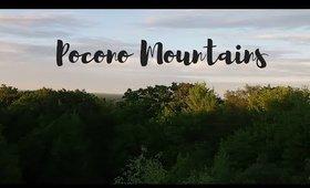 Poconos Travel Diary