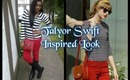 OOTD/OOTN: Taylor swift's Inspiration:  My inspired look.