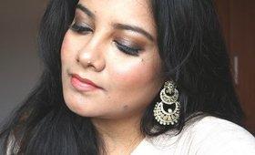 FESTIVE DAYTIME WEARABLE MAKEUP| INDIAN BEAUTY GURU SEEBA86
