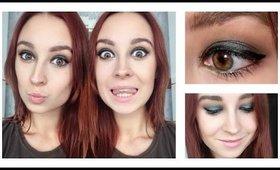 Teal Makeup | Fall Inspired Makeup