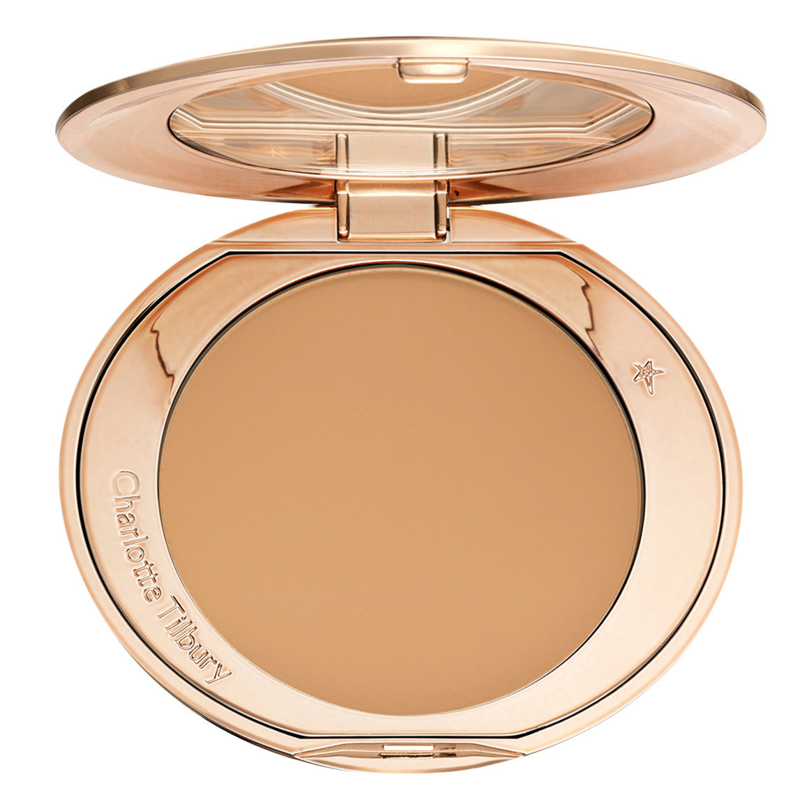 Charlotte Tilbury Airbrush Flawless Finish 3 Tan alternative view 1 - product swatch.