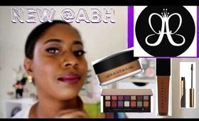 NEW ABH PRODUCTS! | ABH x Jackie Aina palette, Luminous Foundation & Setting Powder