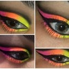 Neon colors inspired