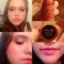 Natural makeup look!