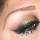 Close up: Lucky & Impassioned Look