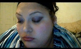 my mary kay make up look