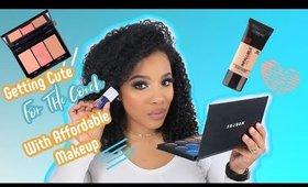 Morphe 18A Palette | Wearable blue eyeshadow | leiydbeauty