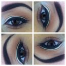 Semi dramatic eye