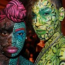 body paint (special fx)