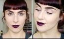 Rooney Mara Inspired Makeup; 'Fuller Brow'd Beauties' Series.