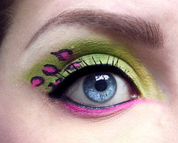 Interesting Eye Liner Techniques