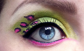 Interesting Eye Liner Techniques