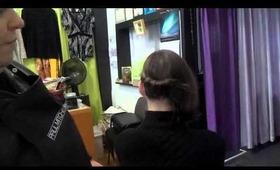1033 Main Salon & Spa: Quick & Easy Updo For Short & Mid-length Hair