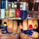 Nautical navy