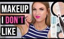Makeup DECLUTTER || Products I DON'T USE or LIKE Anymore