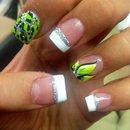 Prom 2k14 2014 nails