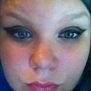 Dramatic makeup <3