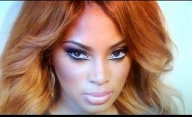 Fierce Barbie Makeup
