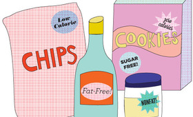 Diet Foods That Don't Work