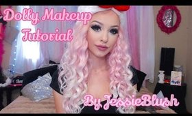 Dolly makeup tutorial