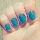 Shiny Blue