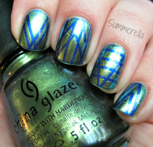 For more details visit my blog http://summerella31.blogspot.com/2013/05/duo-chrome-striping-tape.html