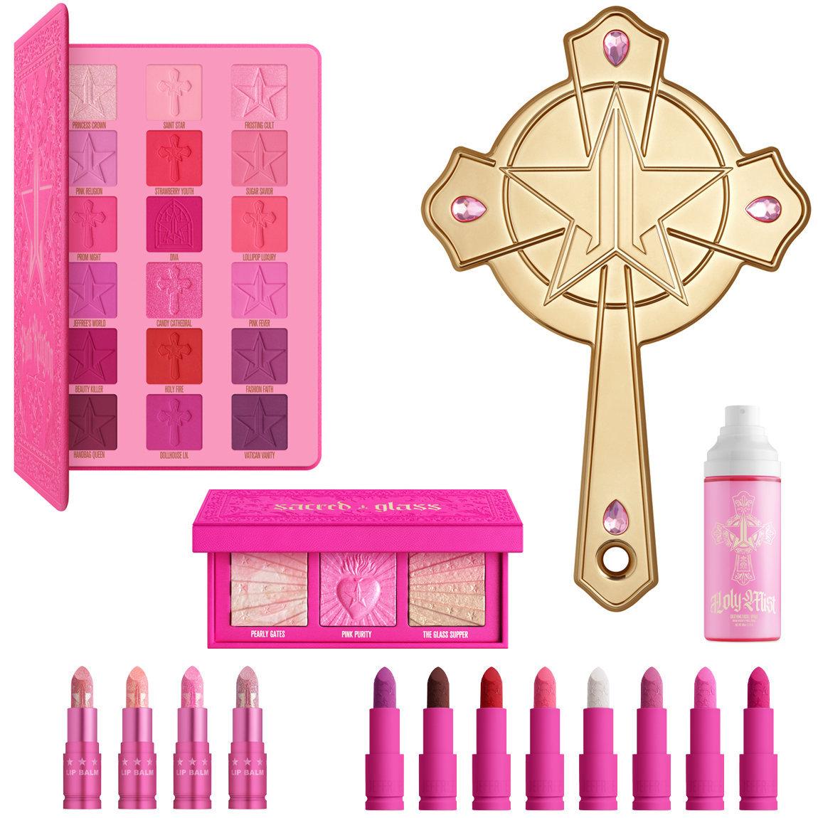 Jeffree Star Cosmetics Pink Religion Bundle alternative view 1 - product swatch.