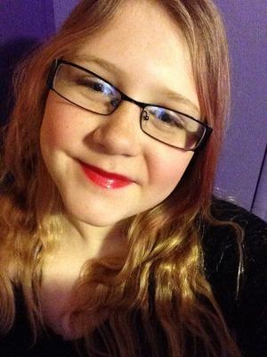 This is my easy December makeup look!
