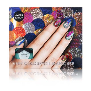 Ciaté Very Colourfoil Manicure