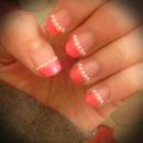 Pink & Pearls!