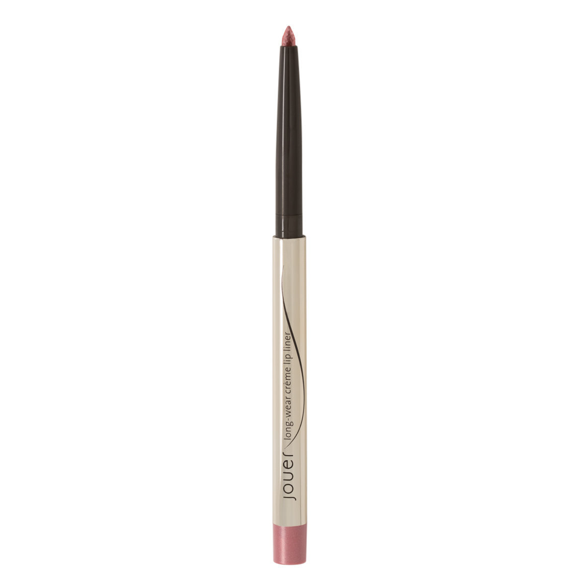 Jouer Cosmetics Long-Wear Crème Lip-Liner Pink Champagne Shimmer