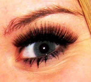 False Lash Glam!