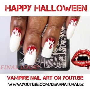 More inspiration and tutorials goto www.youtube.com/dearnatural62