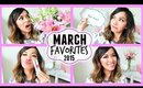 MARCH FAVORITES 2015! Beauty, Randoms, Fashion, Songs + More!