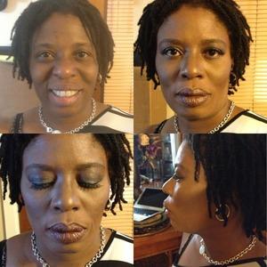 Makeup by Me!!!
