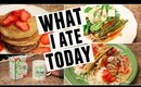 "WHAT I ATE TODAY | VEGETARIAN ""FISH"" TACOS"