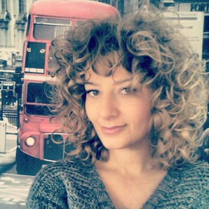 i have my owm curls and i style it with redken products
