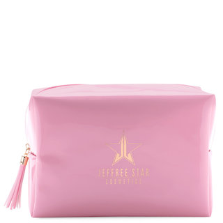 Jeffree Star Cosmetics Baby Pink Large Vinyl Bag