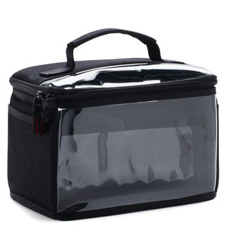 Large Transparent Vanity Bag