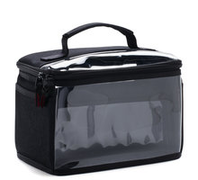 Large Transparent Vanity Bag