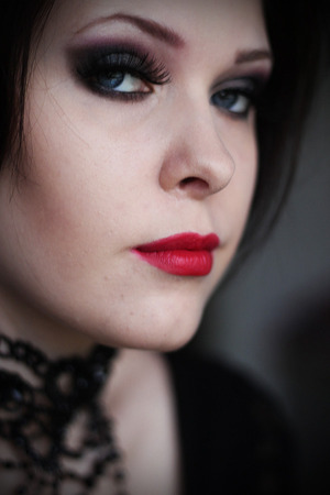 Vampire MakeUp ♥ 2
